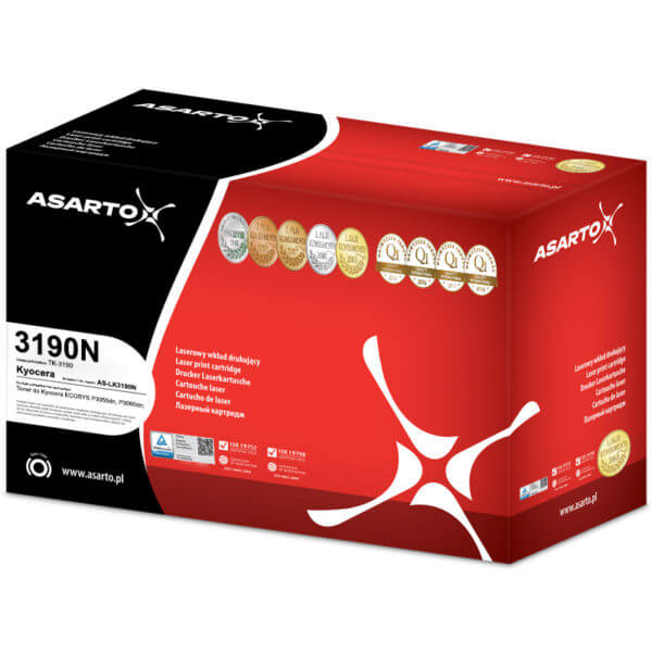 AS-LK3190N Asarto toner black