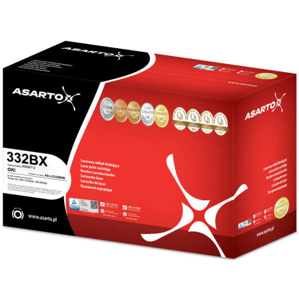 Toner Asarto AS-LO332BXN black