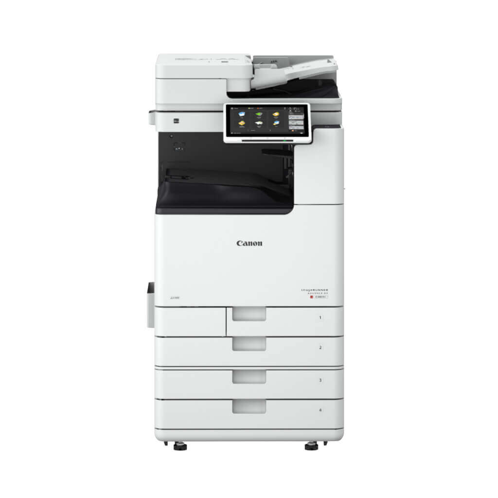 Canon imageRUNNER ADVANCE DX C3800 Frontalnie